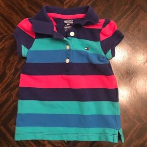 Tommy Hilfiger Baby Girls Polo Shirt